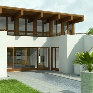 Wizualizacje<br>architektoniczne